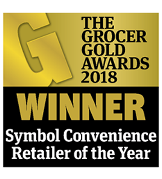 The Grocer Gold Awards 2018 - Winner